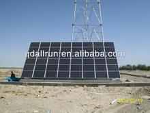 lazo de la rejilla 3000w sistema de energía solar