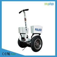 Onlywheel oem de china de fábrica eléctrico del vehículo de patrulla con 2 ruedas para adultos con el ce/fcc/rohs aprobado