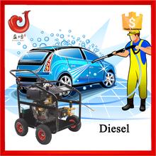 250bar/3600psi 186FE diesel pressure washing heavy equipment, pump pressure washer