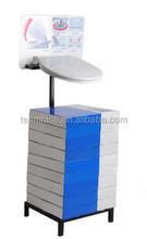 toilet seat display of shop display equipment