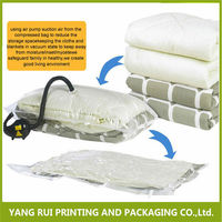 Chinese Factory Hot Popular Vacuum Bags For Mattress,Vacuum Pack Mattress Bags