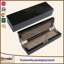 wine box wood/small wooden lock box/wooden pencil box designs