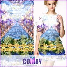 Venta Caliente Barato Diseño Bueno 2014 ropa de gasa para mujer