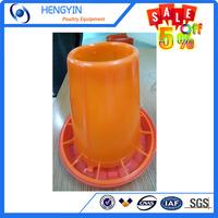best selling plastic chicken feeder duck/goose/turkey feeder /poultry feeder wholesale