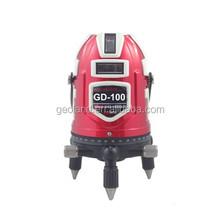 GD-100 8 Line Cross Line Laser Level