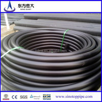 Professional manufacturer Flexible PE ground source heat pump pipe hdpe pipe