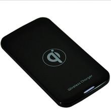 qi estándar inalámbrico teléfono móvil cargador de batería