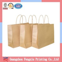 Free Shipping China Unique Promotional Paper Bags Dubai