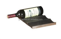 Popular best sell 3 bottles leather wine carrier