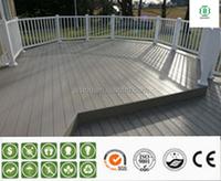 Waterproof Wood Plastic Composite Outdoor Flooring