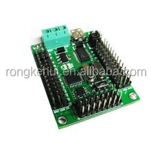 32 servo controller with offline mode Compatible SSC32 Basic instructions USB