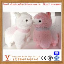 Plush New Zealand toys stuffed super soft Alpaca