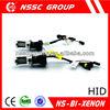 NSSC 12V 24V 35W 55W Bi Xenon Kit H4 HID Light certified with CE E-Mark & RoHs