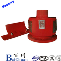 Firefighting Equipment Parts PC 4 Low Expansion Fire Foam Chamber