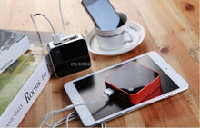 most selling products LED screen 7800mAh emergency charger