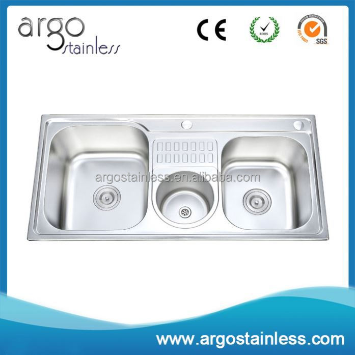 Sinks Types And Sizes Stainless Steel Sink - Buy Stainless Steel Sink ...
