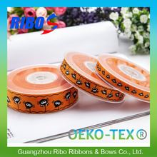 Gift Packaging Spider Printing Ribbon Trim