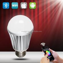 remote led bulb bluetooth led lights lighting smartphone control direct no hub