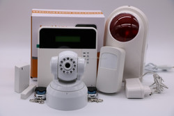 2015 newest GSM alarm system/ gsm alarm home of X6 with App control 868Mhz home appliance