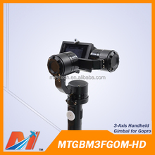 Maytech gopro gimbal 3 axis handheld stabilizer made in China