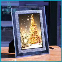 Famous picture frame happy birthday photo for lovers souvenir picture frame