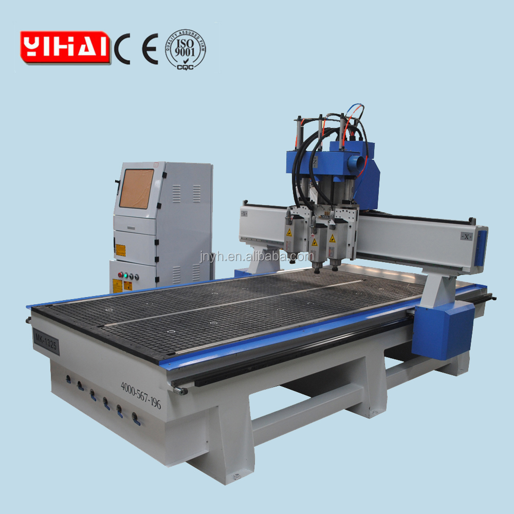 Woodworking Machine Cnc1325 (1300*2500*200mm) - Buy Cnc,Woodworking ...