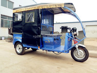 Electric Three Wheel Motorcycle, Tricycle for Passenger