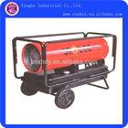 baixo consumo de energia a diesel aquecedor de ar