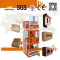 Ly1-10 máquina de fazer tijolos de barro
