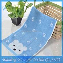 Blossom 100% cotton Lexington in granite hand towel