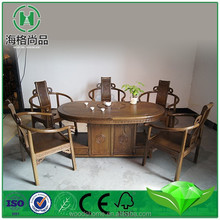 Professional design coffee and end tables , 10 seater dining table