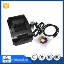 Support print images and LOGO download print usb 90mm/s thermal printer 58mm SM-58IIH