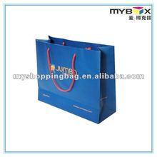 Art paper & Kraft paper materials manufactory small shopping bags