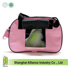 Small Pet Carrier OxFord Soft Sided Cat/Dog Travel Tote Shoulder Bag Pink