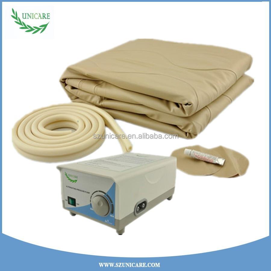 Adjustable Beds Manufacturers : Alternating pressure overlay adjustable medical air bed