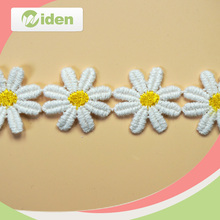 Excellent Machines High Productivity Latest Pretty Make-To-Order Coloured Embroidery Lace