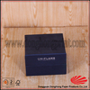 Newest suitcase shaped small cardboard gift box for watch