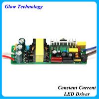 CE EMC Constant Current LED driver 50W 1500mA 1.5A 10*5W AC 85~265V DC 18~36V with PFC