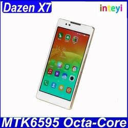 Orginal Coolpad Dazen X7 5.2 inch Screen Android OS 4.4 Smart Phone, Qualcomm Snapdragon 801 2.3GHz Quad Core Coolpad Dazen
