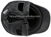new style manufacturer leather equestrian helmet/horsing helmet/riding helmet