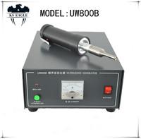 Handheld ultrasonic plastic spot welding machine Ultrasonic welder