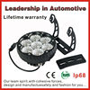 Factory supply 7 LED Round Daytime Driving Running Light DRL Car Fog Lamp Headlight Cree Led Driving Light