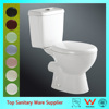 good quality superior quality p-trap washdown two-piece toilet