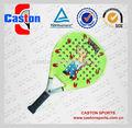 de carbono de tenis raqueta de playa
