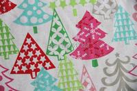 110 x 100 см в розничной zakka елки напечатаны одеяло ткани diy шитья хлопок ткань 1 метр 1 вырезать