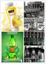 350ml Complete Fruit Juice Bottle Production Line From 1500bph to 2000bph