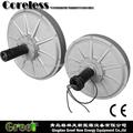 Sin núcleo pmg!bajas revoluciones generador de imanes permanentes para la energía eólica y la energía hidráulica del rotor exter