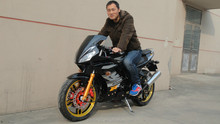 high quality 150cc sports racing motorcycle for cheap sale