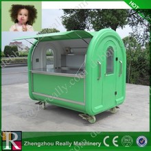 Alibaba china supplier mobile food cart / ice cream car