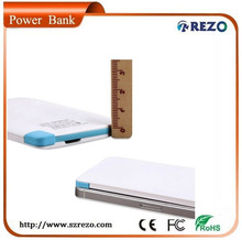 With Keychain ellipse Portable Power Bank with Flower Smell
